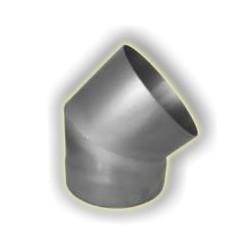 Curva Fissa 45° - Alluminato
