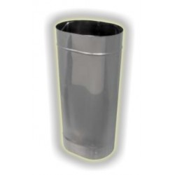 Canna Fumaria Elemento Ovale 500 mm - Inox 304