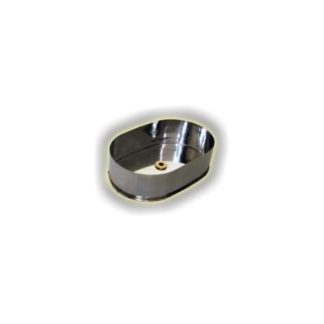 Raccogli Condensa Ovale - Inox 304