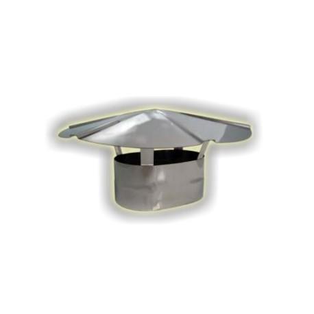 Comignolo Cinese Ovale - Inox