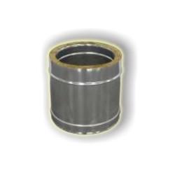 Elemento Lineare Coibentato Inox - mm 250