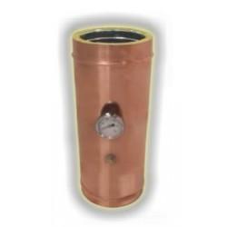 Modulo Prelievo Fumi e Temperatura Coibentato - Rame