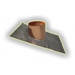 Faldale per tetti Inclinati con Base in Piombo - Rame