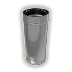 Monoparete acciao inox 304 sp 5-10 - ELEMENTO LINEARE MASCHIO/FEMMINA
