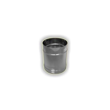 Canna Fumaria Elemento 250 mm - Inox 304