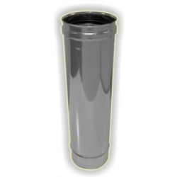 Canna Fumaria Elemento Inox 316 - mm 500