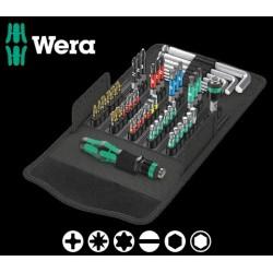 WERA Kit Kraftform Kompakt 100, 52 Pezzi